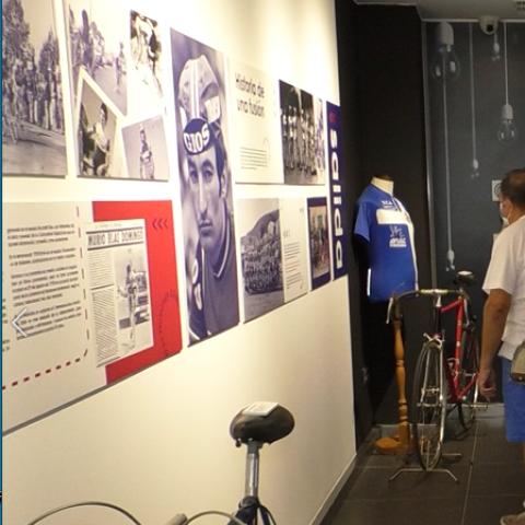 La Unió Ciclista Alcoi celebra els seus primers 60 anys a Fundació Mutua Levante
