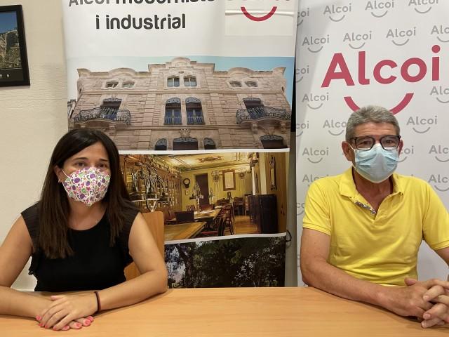 Roda de premsa Sant Jordi / Ajuntament