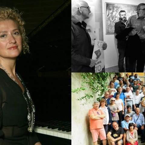 Els premis 9 d'Octubre d'Alcoi són per a la pianistaMarisaBlanes, elCAEHAi FrancescBernácer