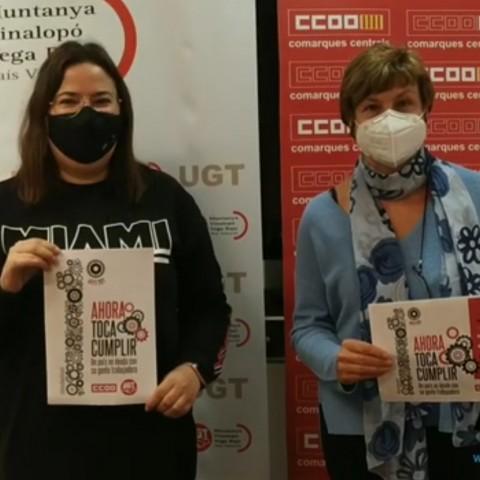 'Ara toca complir': enguany hi haurà concentració a Alcoi per l'11 de maig complint les mesures sanitàries