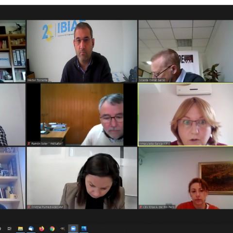 Reunió de la plataforma amb altres patronals valencianes
