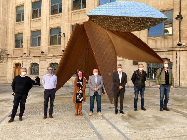 Economia i el Campus d'Alcoi busquen treballar junts per millorar el teixit empresarial de les comarques