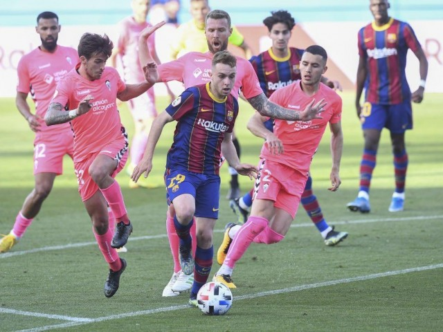 Barça B - Alcoyano / CDA