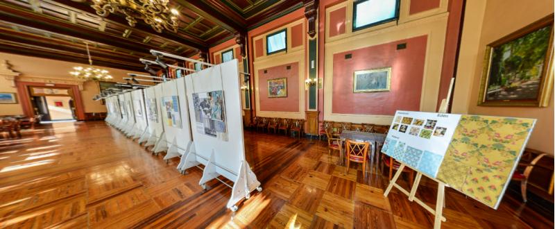 Exposició online dels treballs del concurs de 2020 / Campus d'Alcoi UPV