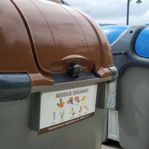 'Fem Orgànica Alcoi', nova campanya per a sumar-se al contenidor marró