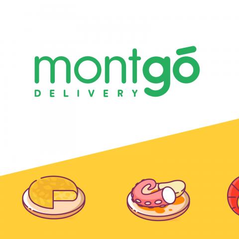 MontGÓ App, el servicio a domicilio que triunfa en la Marina Alta