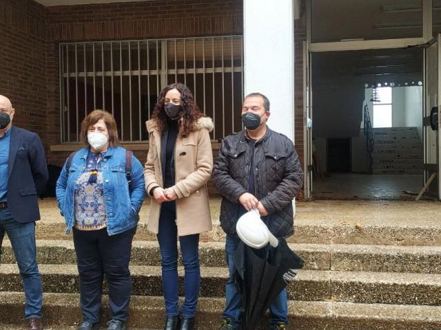 S'inicia la demolició delBoscoII a Cocentaina