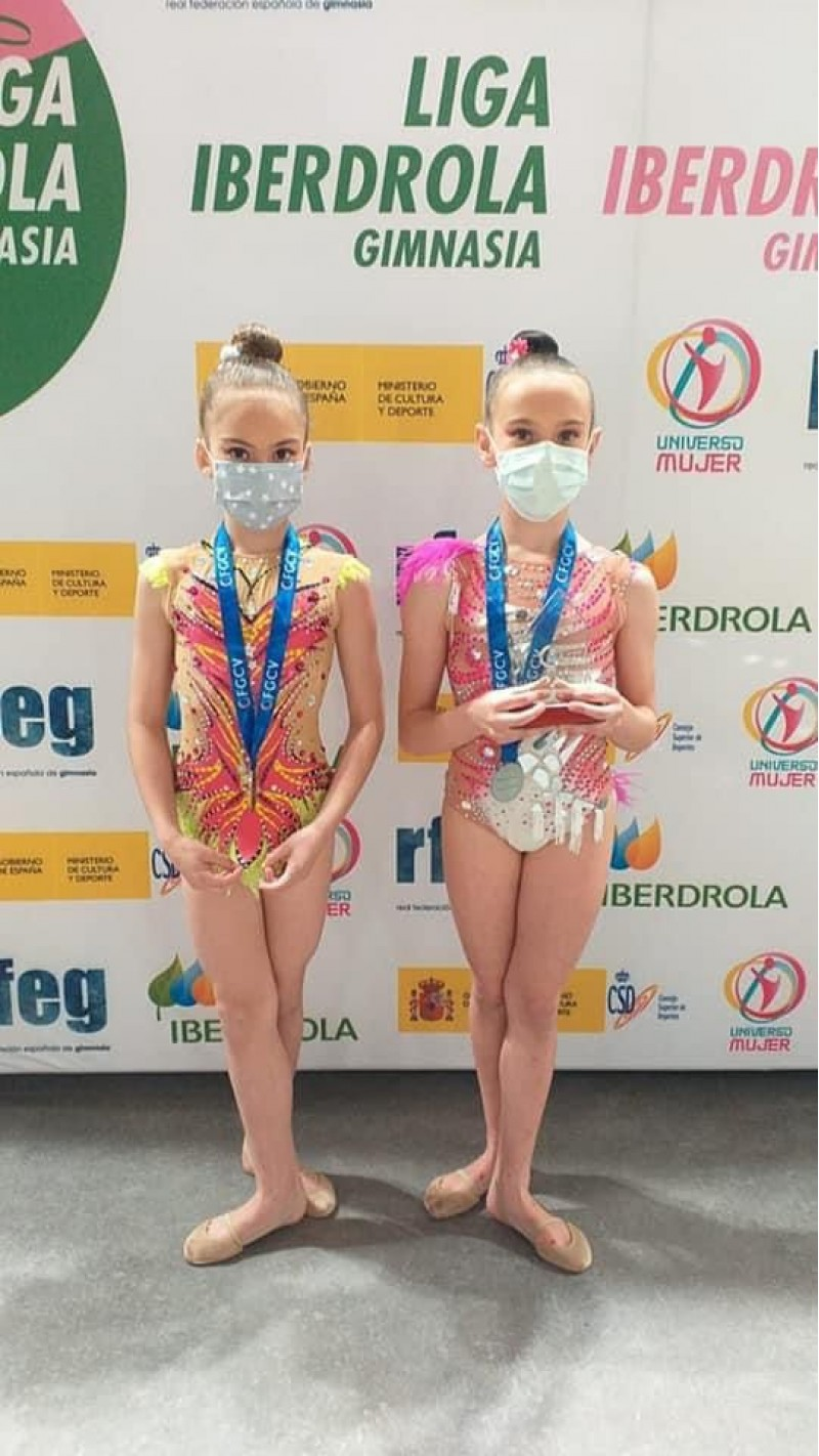 Elsa Navarro i Júlia Aparici / CGR Alcoi
