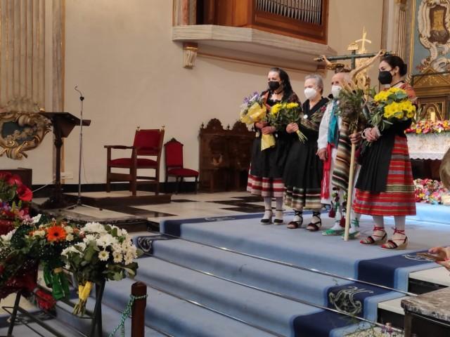 Cocentaina celebra la Mareta sense aglomeracions