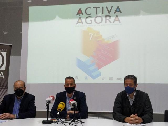 Presentació de la nova edició d'Activa Àgora
