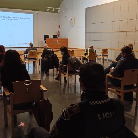 Reunió de presentació del Pla / Ajuntament