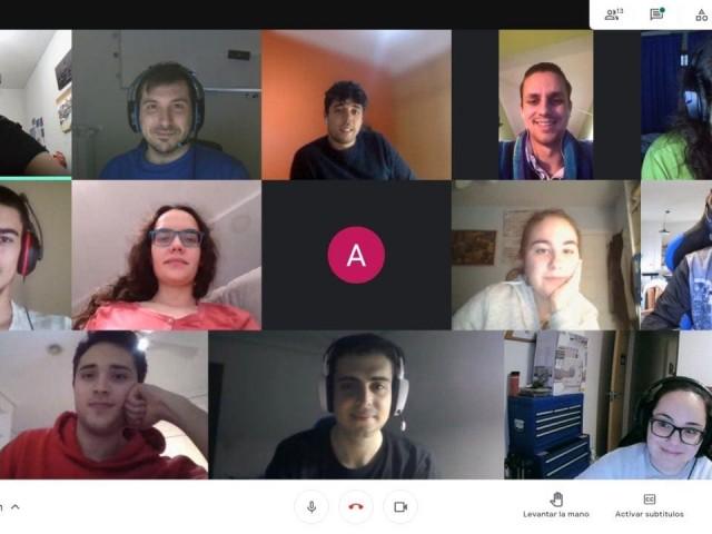 Reunió telemàtica d'organització / RITSI
