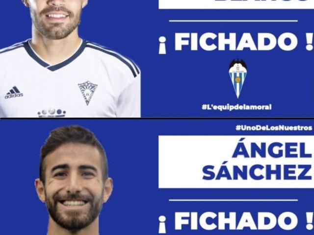 Carlos Blanco i Ángel Sánchez
