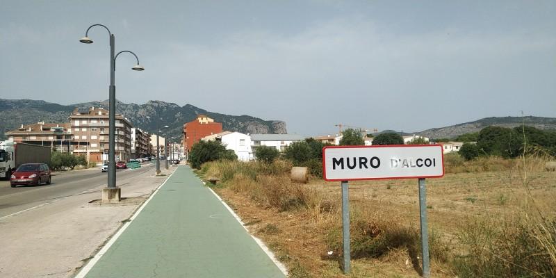 Muro, un dels dos municipis de les comarques amb toc de queda nocturn per l'alta incidència