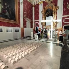 Èxit en els 'Encontres d'Art' de 'Paisatges Quotidians' a La Capella d'Alcoi