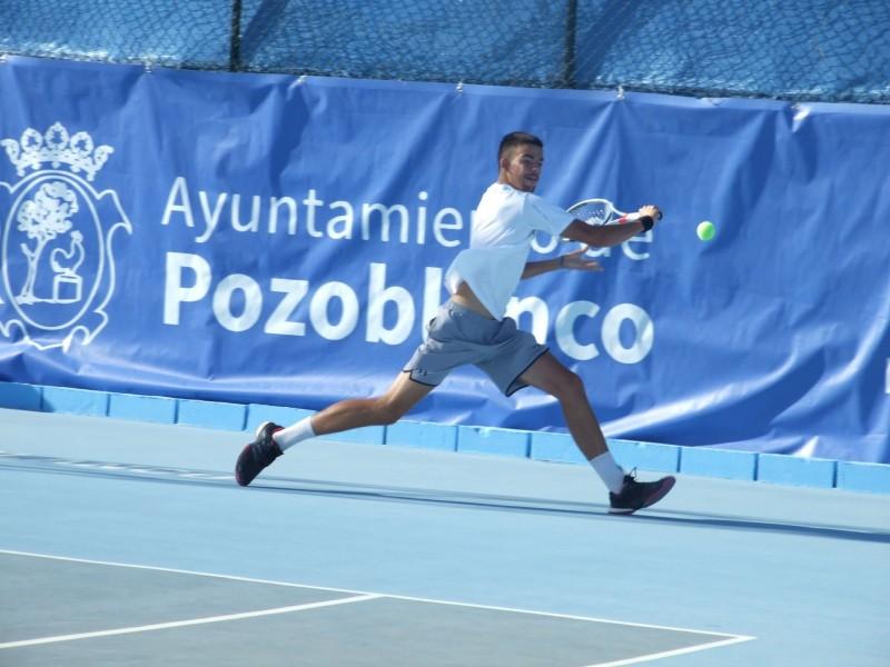 """Carlos Matarredona en l' Open """"Ciudad de Pozoblanco"""" 2019"""
