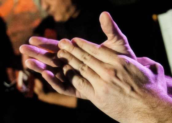 """Cositas Buenas"", concert de jazz fusió flamenc"