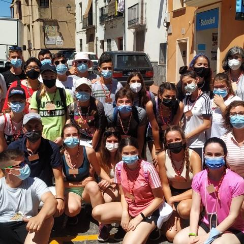 Agres internacional: joves de Croàcia i Portugal coneixen el municipi