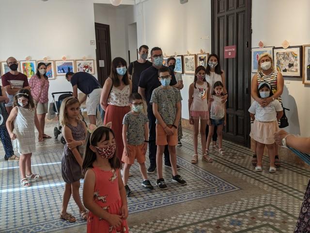 Expo de l'Escola de Belles Arts / Ajuntament