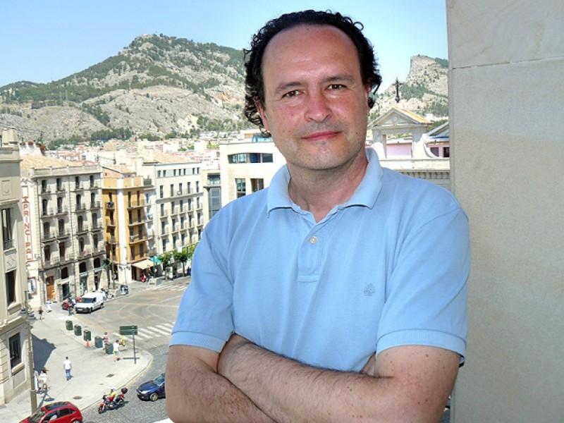 Marius Ivorra, Portaveu de Compromís Alcoi