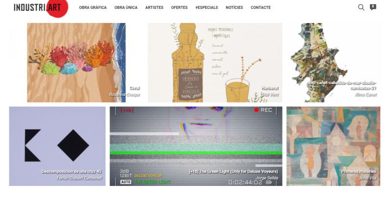 Web industri.art