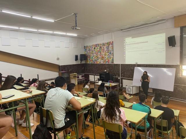 Sessió del Pla d'Igualtat / Aj. Castalla