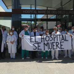 Més de 160 metges del Departament de Salut d'Alcoi
