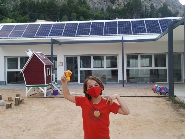 Obri a Alcoi la primera escoleta infantil eco-sostenible