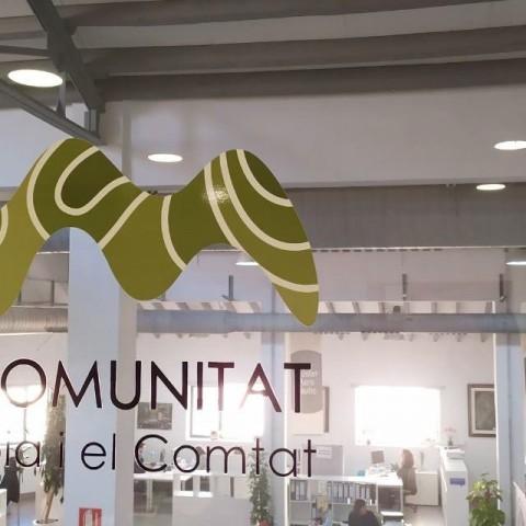 La Mancomunitat de l'Alcoià Comtat comptarà amb una oficina per potenciar la rehabilitació d'edificis