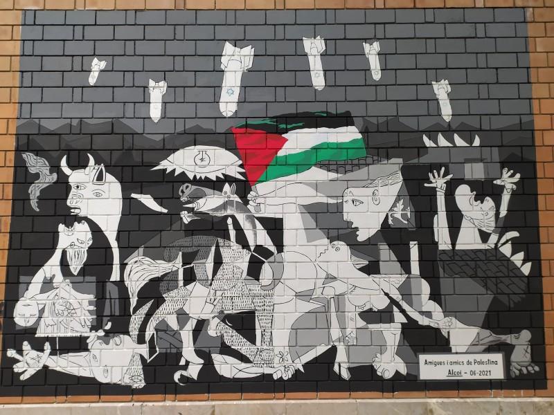 El mural