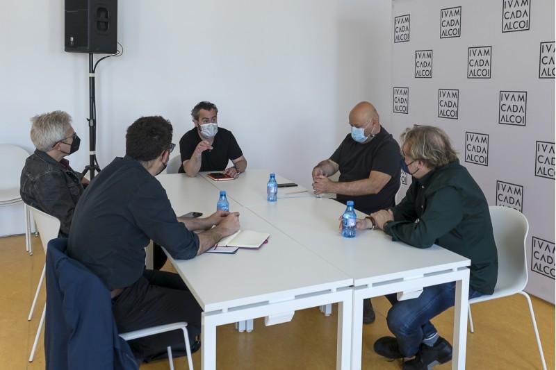 Foto de la reunió / AM