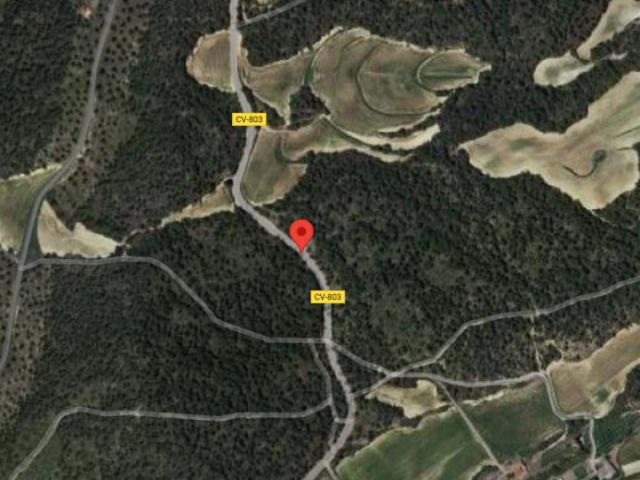 Lloc on s'ha produit l'incendi / Google Maps
