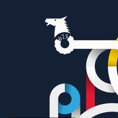 Cartell del congrés i nou logo del 675 aniversari / Fira