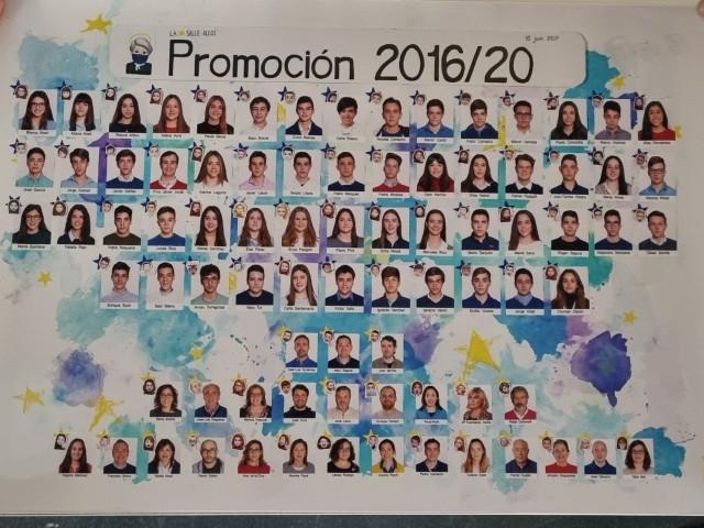 L´orla dels graduats