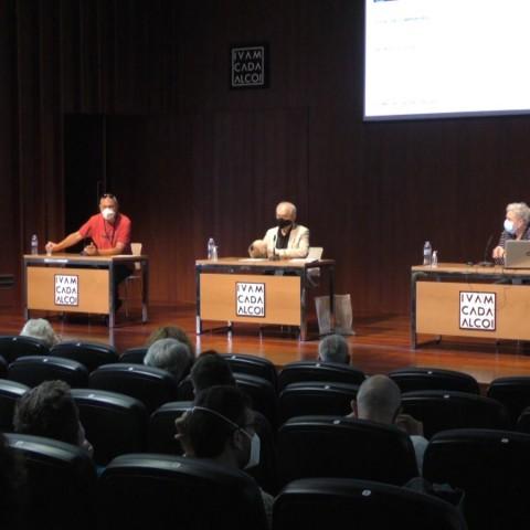 Presentació a Alcoi de l'informe del Circuit Cultural Valencià.