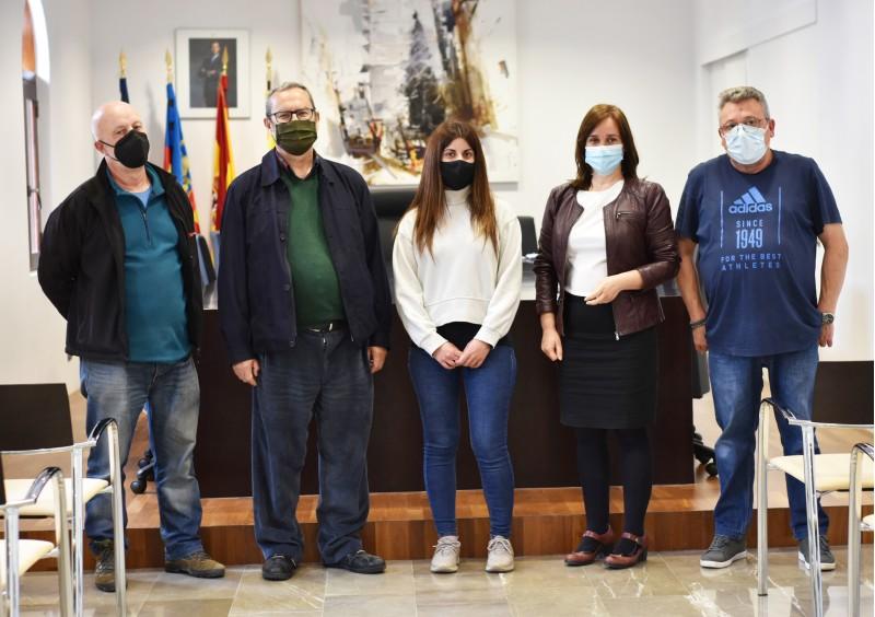 Reunió de l'organització / Ajuntament de Xixona