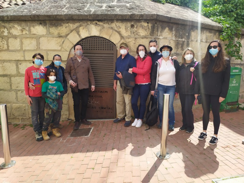 Ruta guiada al refugi / Ajuntament de Cocentaina