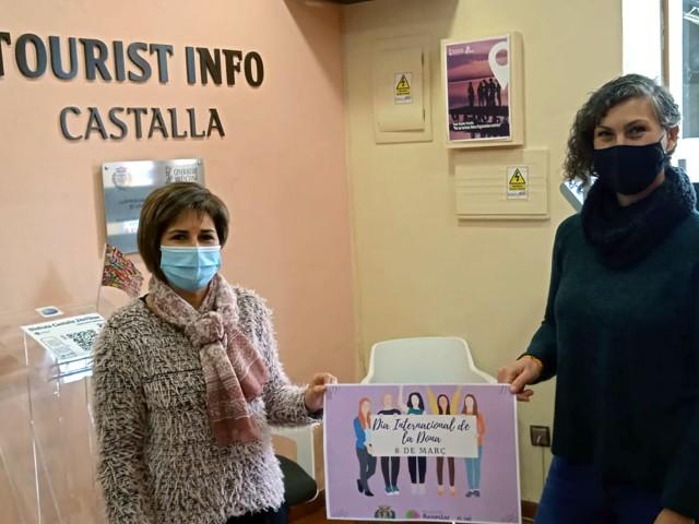 Campanya Dia de la Dona / Aj. Castalla