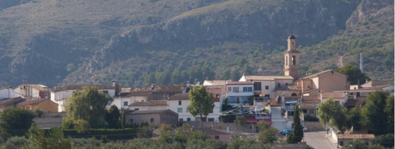 Gaianes. Imatge de la web de la Mancomunitat