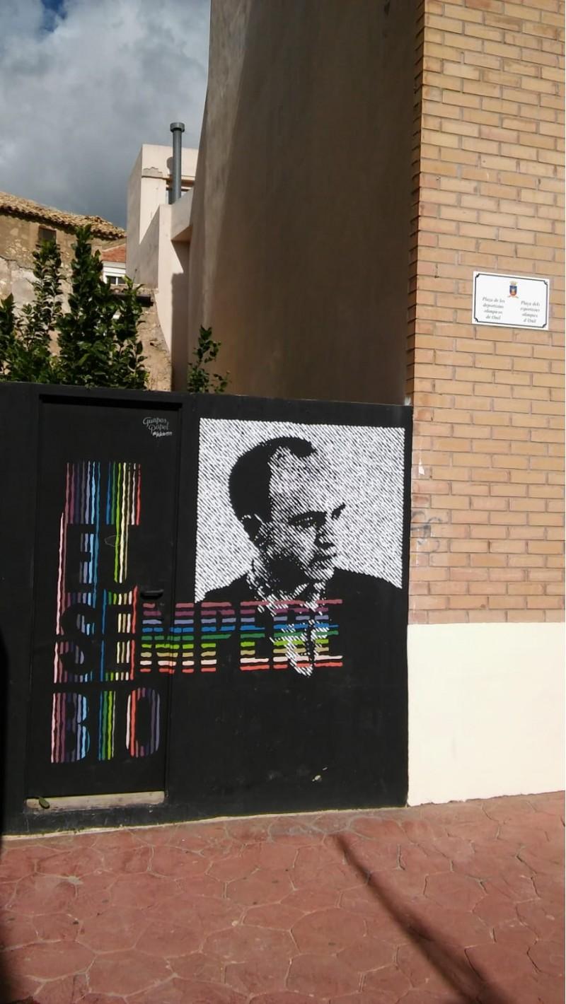 Mural d'Eusebio Sempere