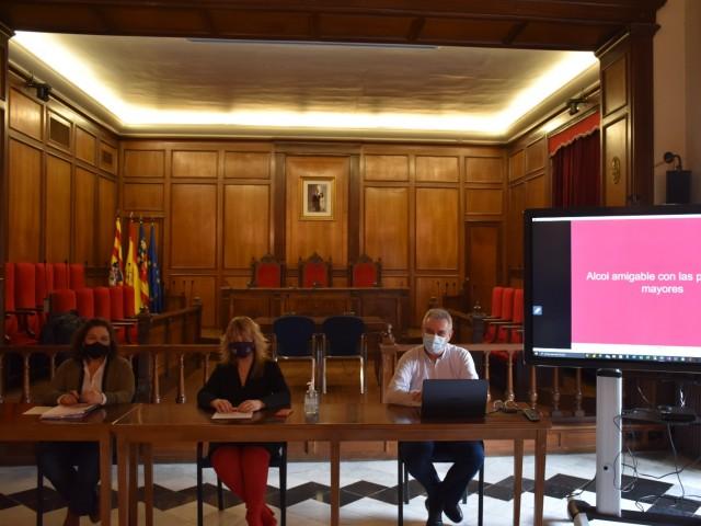 Presentació del disgnòstic  / Ajuntament d'Alcoi