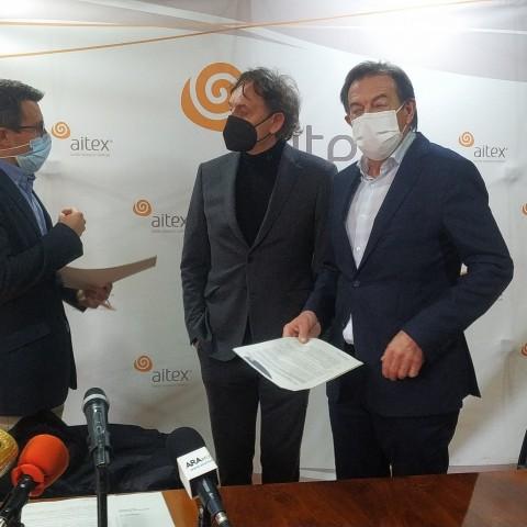 AITEXimpulsa 11 projectes socials amb 70.000 euros