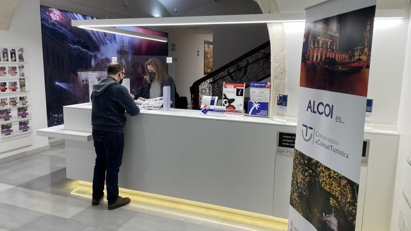 Tourist Info d'Alcoi / Ajuntament