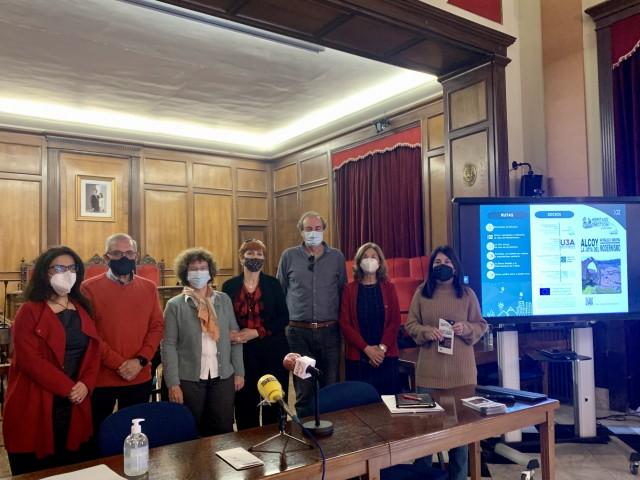 Roda de premsa / Ajuntament d'Alcoi