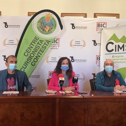 Cocentaina acollirà el 1er Congrés Intergeneracional de Muntanyisme