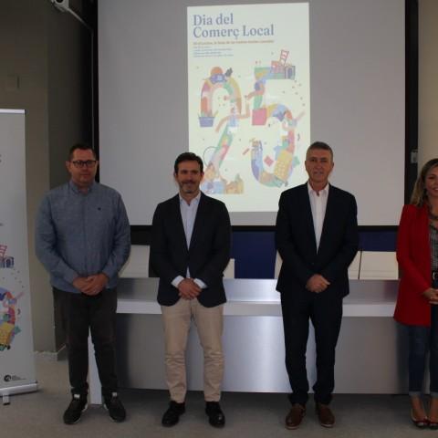 Presentació de la campanya amb la presència de Climent / GVA Economia
