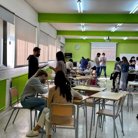 L'escola d'idiomes d'Alcoi
