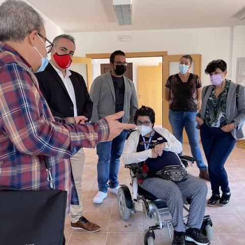 El Projecte Somriures sol·licita un espai en desús per a ubicar el Centre de Dia Comarcal a Benimarfull