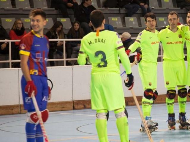 Alcòdiam - Barça / N. Sanz