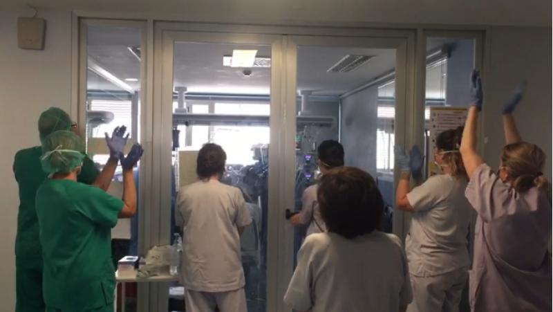Hospital Verge dels Lliris d'Alcoi / Imatge d'arxiu